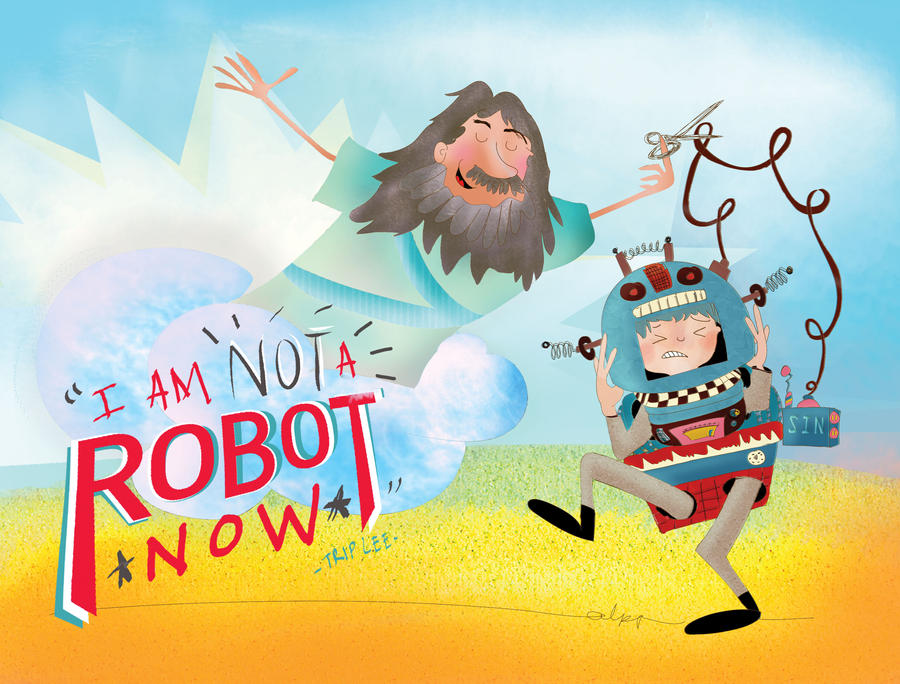 Trip Lee - Robot by aidpol
