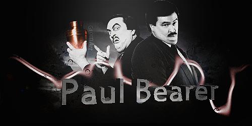 Paul Bearer Signature by Grom1994