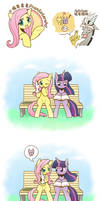 PranksterShy Twilight Sparkle by HowXu