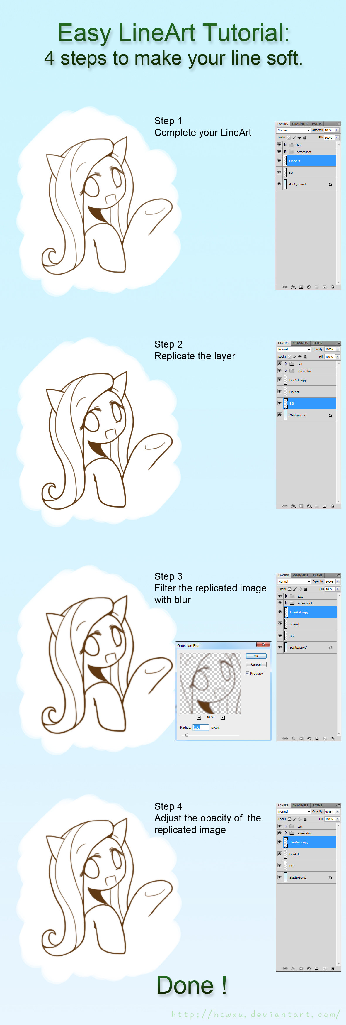 Easy lineart tutorial by howxu on deviantart easy lineart tutorial by howxu easy lineart tutorial by howxu baditri Choice Image