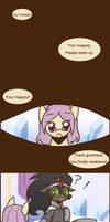 Villain reforming program Sombra by HowXu