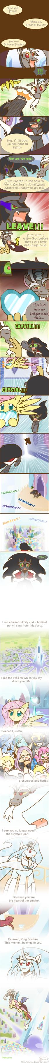 Reforming sequel Sombra by HowXu