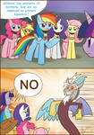 Who's gonna protect Equestria?