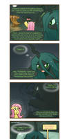 Chrysalis's fluttered adventure p9 by HowXu