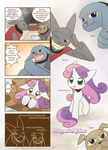 A dog and a filly show p1 by HowXu