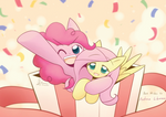 Commission Best Wishes to Andrea Libman