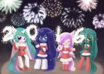 Weekly art#46 Happy New Year 2016