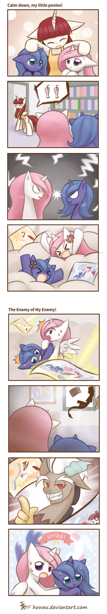Good old days p3 by HowXu