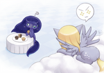 Commission Muffin Hunting
