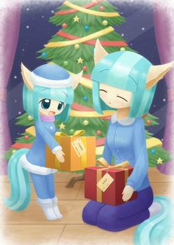 Commission Winter present