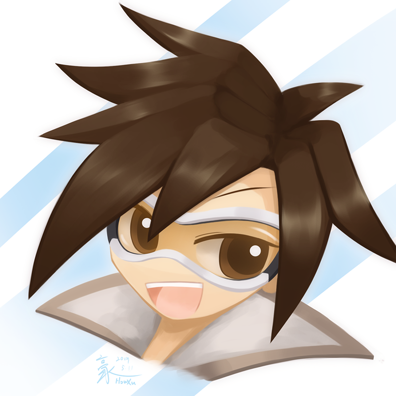 Commission Tracer by HowXu