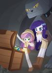 Commission treasure hunt