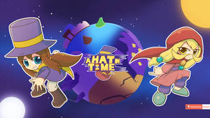 A Hat in Time in SA2 pose