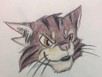 Tigerstar by ArticWolfStorm