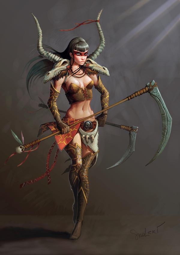 Digital Art: Characters, Animals & Monsters