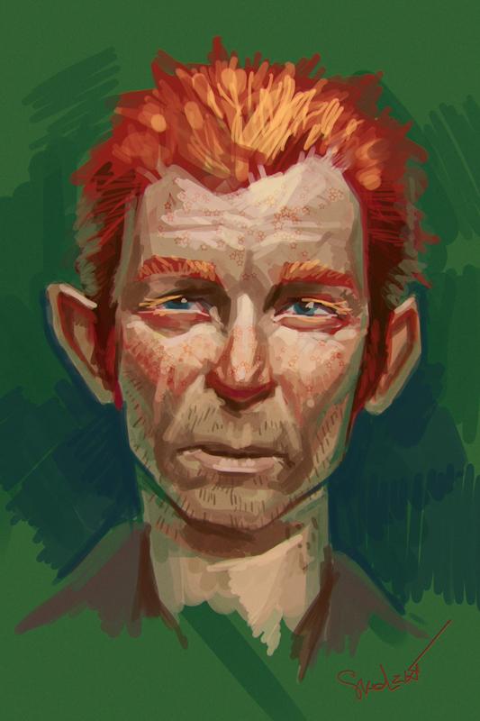 Irishman by SkoLzki on DeviantArt