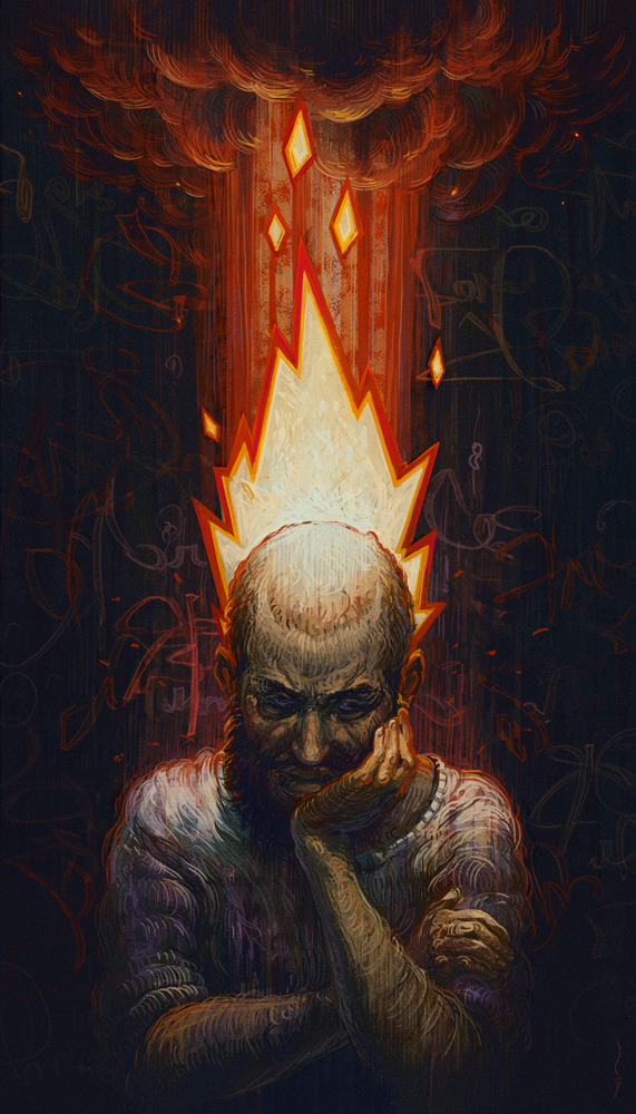 Firehead by SkoLzki