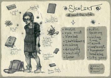 #MeetTheArtist by SkoLzki