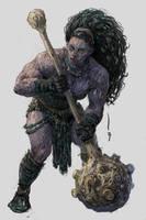 Barbarian by SkoLzki