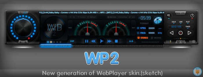 WP2 (WebPlayer-2)