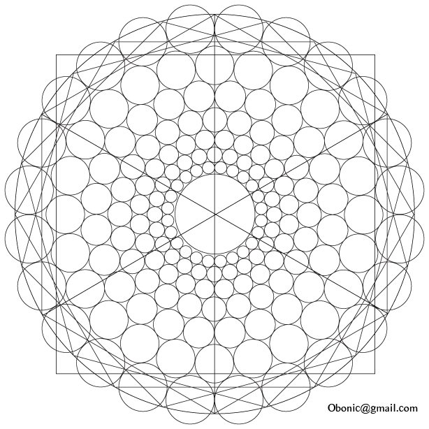 Image Result For Geometric Flower Coloring