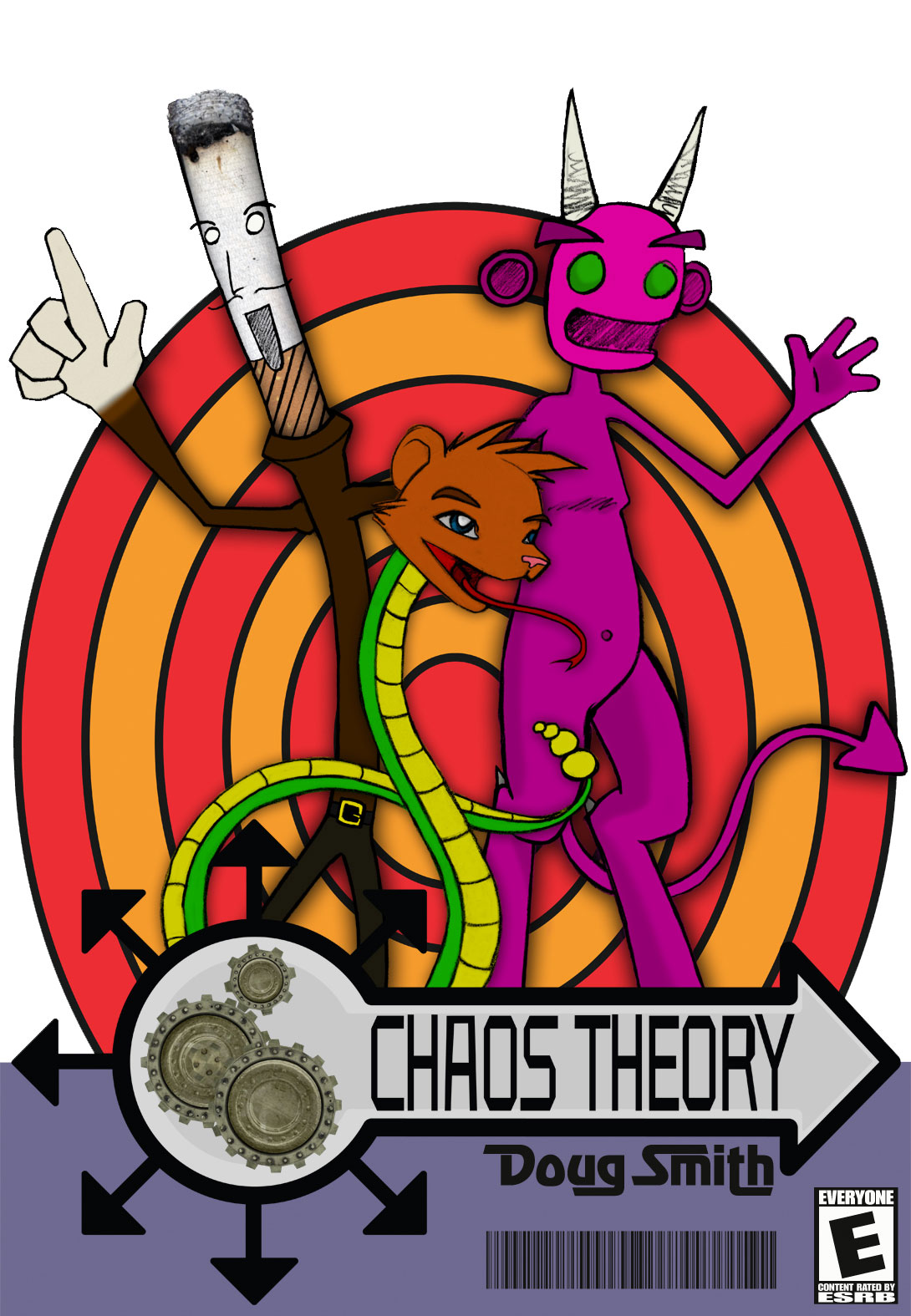 Chaos theory  mini poster
