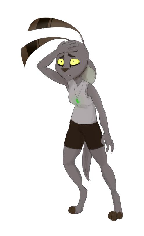 poor Kila by Unicornia