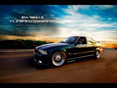 E36 Sunset Roll