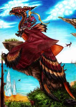 Island of Myths by Acayth