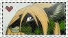 Simander support stamp by Acayth