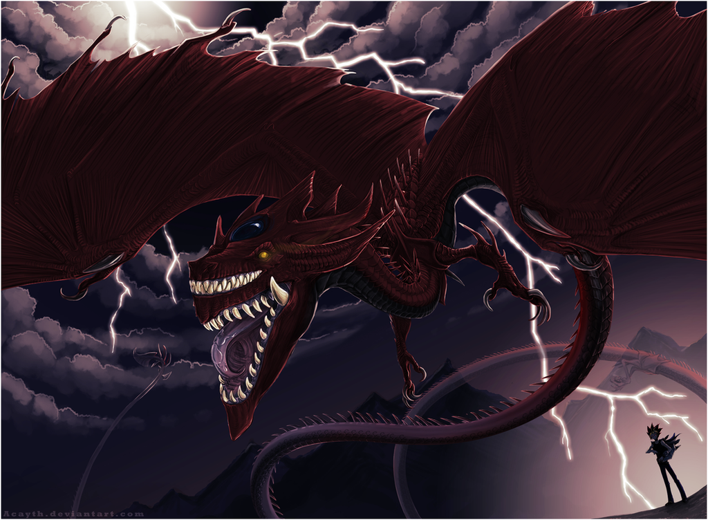 Osiris' rage by Acayth