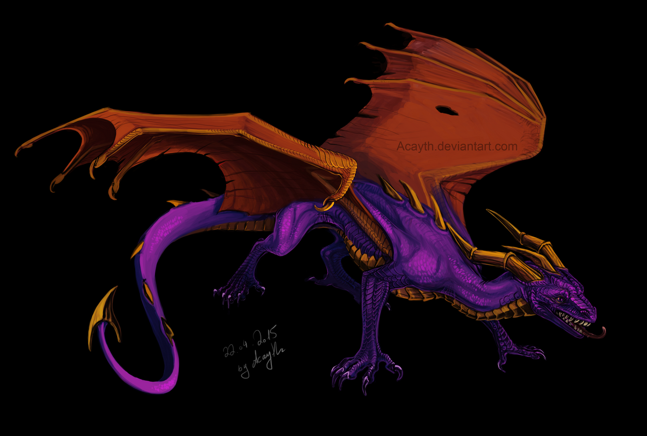 spyro by sunima on deviantart