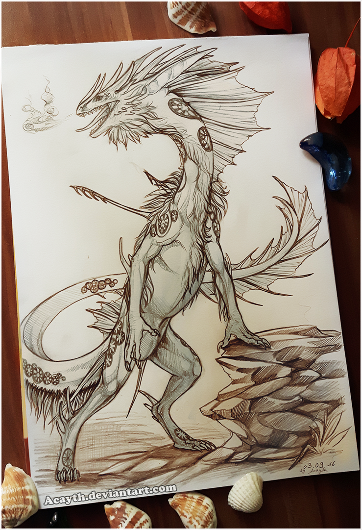 Commission: Sevherine by Acayth