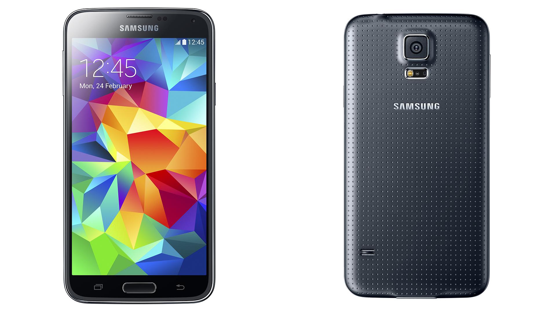 Samsung Galaxy S5 Smartphone by N7-ZHH