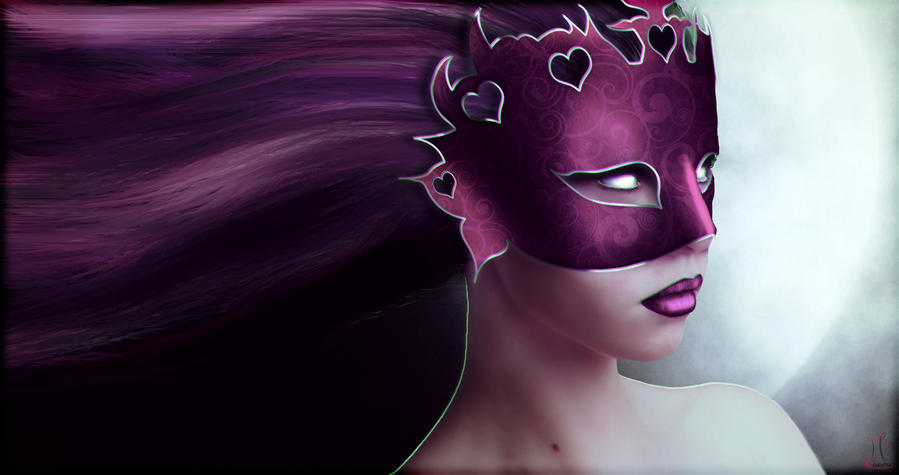 The Mask by MzDemented