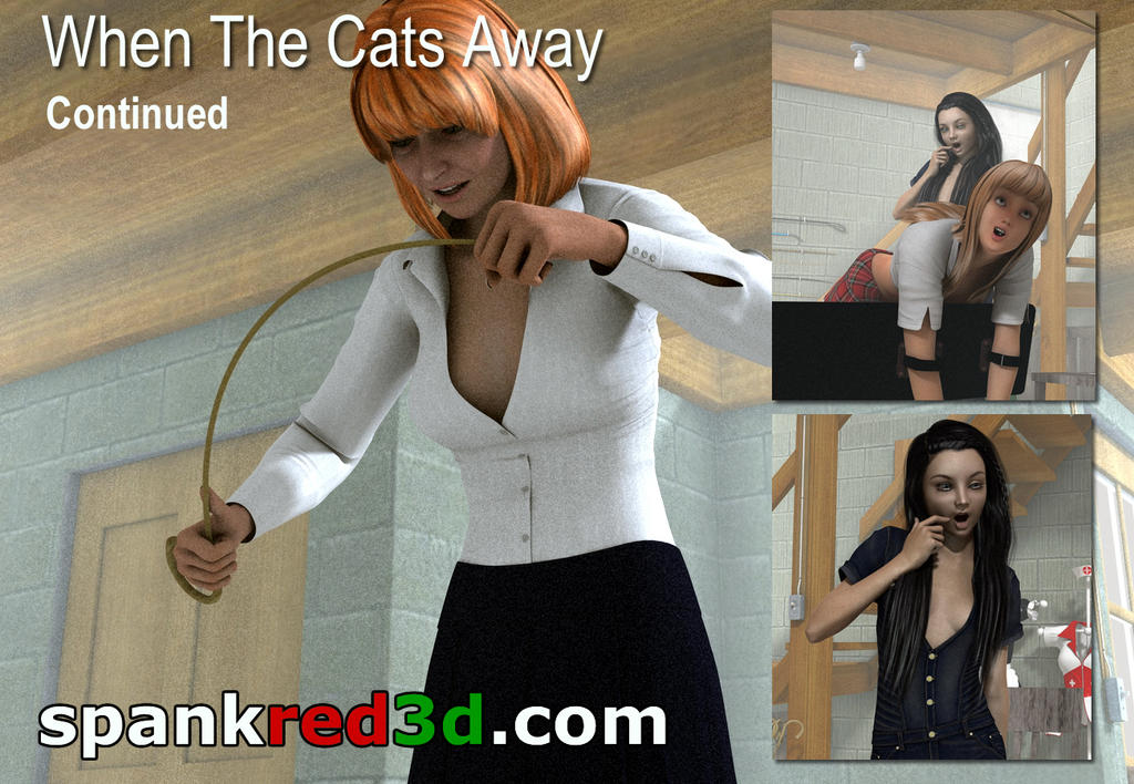 When The Cats Away II by SpankRed