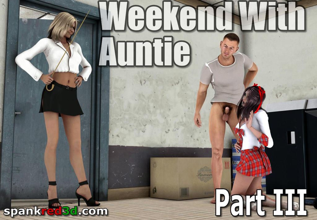 Weekend at aunties III by SpankRed