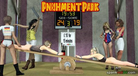 Punishment Park - See-Sore by SpankRed