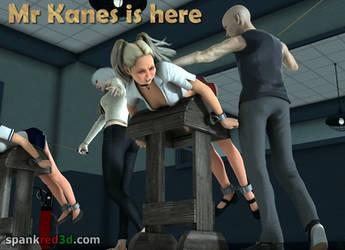 Mr Kanes Arrives by SpankRed