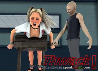 Thwack ! Enjoy by SpankRed