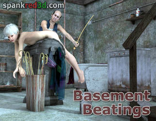 Basement Beatings by SpankRed
