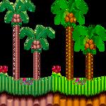 Emerald Hill Zone Past vs. Present? (Concept)