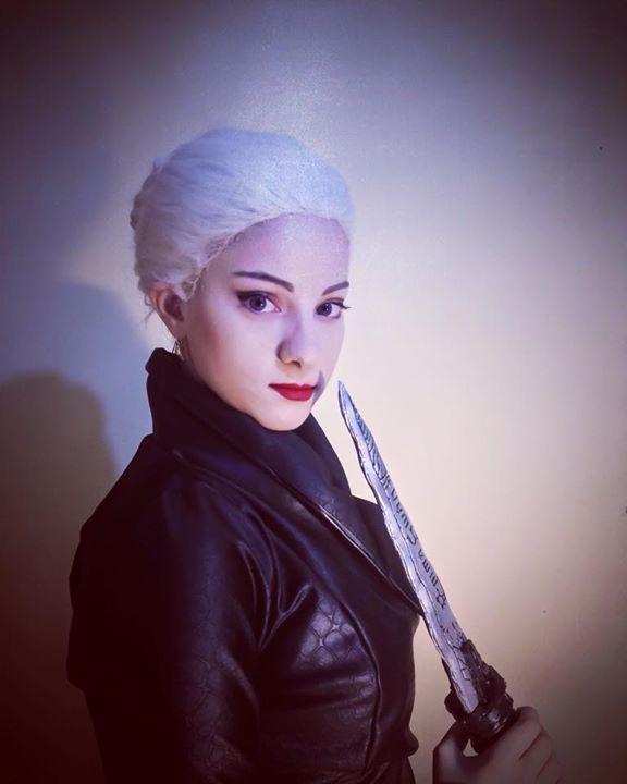 d5da80357 Dark Swan Emma Once Upon a Time cosplay by Dafnash on DeviantArt