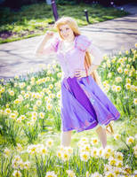 Rapunzel - Best day EVER by Childishx