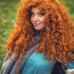 Merida from Brave (Disney)