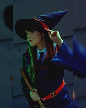 Akko Kagari - Little witch Academia