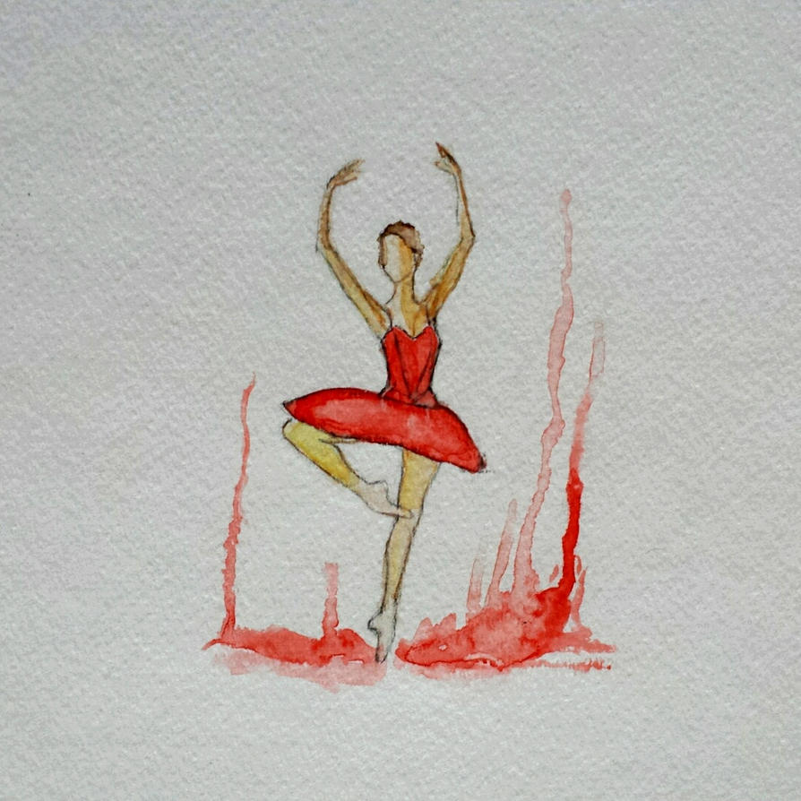 The Bloody Ballerina by painiack