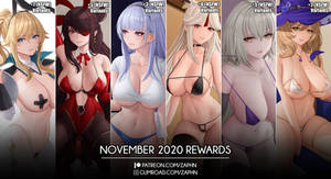 November 2020 Rewards