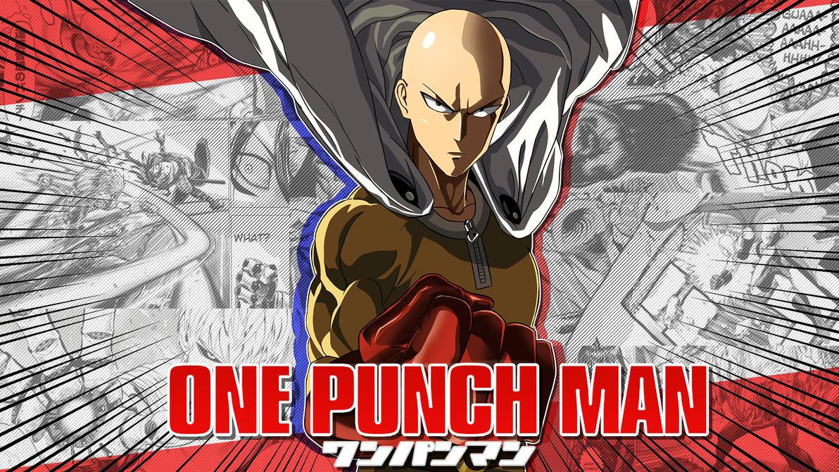 One punch man wallpaper 1920x1080