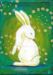 Klimt's Bunny